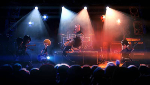 Smart hits the road to help out a band on tour (CNW Group/Hotels.com)