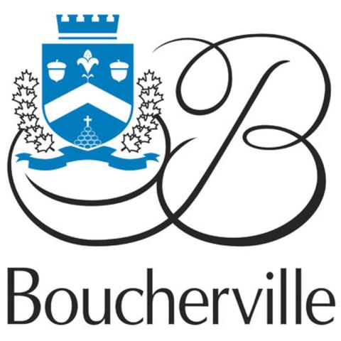 Logo : Ville de Boucherville (Groupe CNW/Ville de Boucherville)