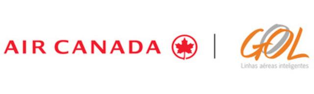 Air Canada et GOL concluent un accord d'exploitation à code multiple (Groupe CNW/Air Canada)