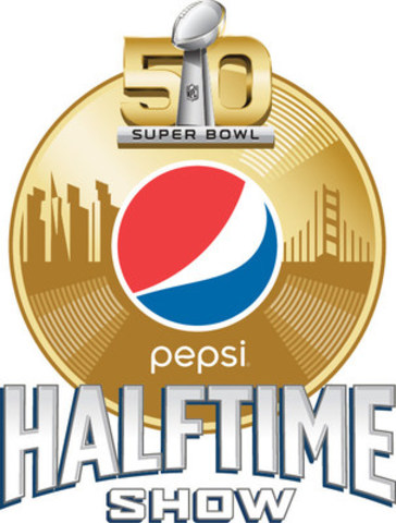 NFL announces Pepsi Super Bowl 50 Halftime Show on CBS will echo On the Fifty Campaign (CNW Group/NFL Canada)