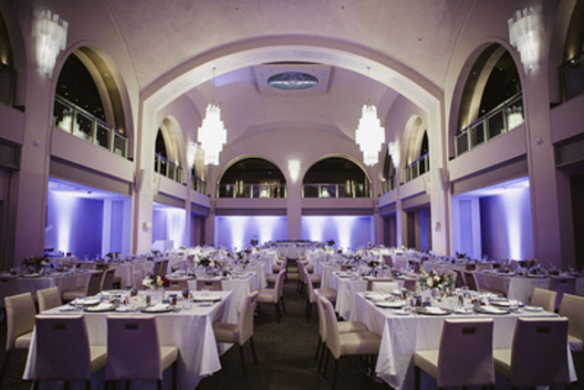 2015 National Magazine Awards Gala to be held at the Arcadian Court in Toronto on June 5 (CNW Group/National Magazine Awards Foundation)