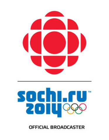Sochi 2014 (CNW Group/CBC/RADIO-CANADA)
