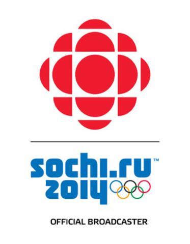 Sochi 2014 (CNW Group/CBC/RADIO-CANADA)