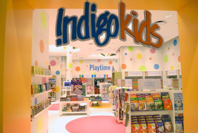 IndigoKids Department, Indigo (CNW Group/Indigo Books & Music Inc.)