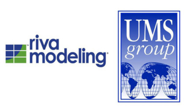 Riva Modeling Systems and UMS Group Europe BV (CNW Group/Riva Modeling Systems Inc.) (CNW Group/Riva Modeling Systems)
