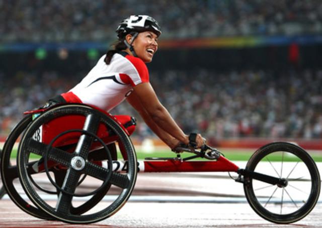 Le Comité paralympique canadien est heureux d'annoncer que la quintuple paralympienne Chantal Petitclerc (Montréal, Qué.) a été nommée chef de mission d'Équipe Canada pour les Jeux paralympiques de Rio 2016, marquant exactement deux ans avant le début de la compétition à Rio. (Groupe CNW/Comité paralympique canadien (CPC))