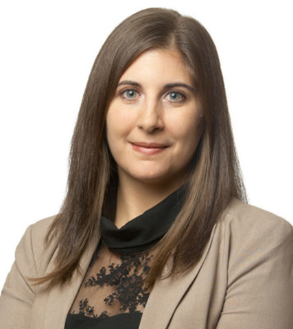 Miriam Lauzon, APR (CNW Group/Canadian Public Relations Society)