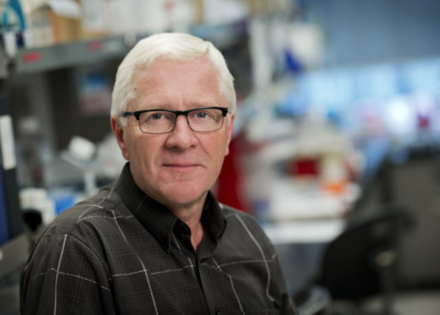 Dr. John Dick (CNW Group/University Health Network)