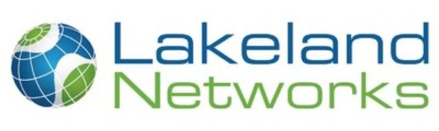 Lakeland Networks logo (CNW Group/Lakeland Networks)