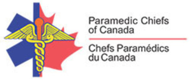 Paramedic Chiefs of Canada logo (CNW Group/Paramedic Chiefs of Canada)
