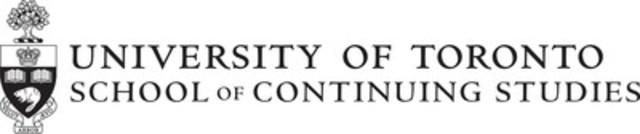 University of Toronto School of Continuing Studies (CNW Group/University of Toronto, School of Continuing Studies)