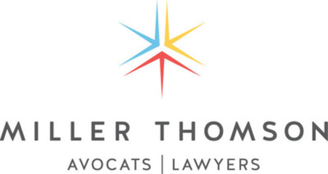 Miller Thomson LLP (Groupe CNW/Miller Thomson LLP)