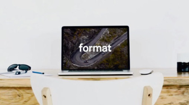 Video: 4ormat rebrands to Format