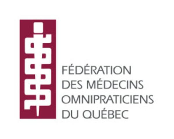 Fédération des médecins omnipracticiens du Québec (Groupe CNW/Grand défi Pierre Lavoie)