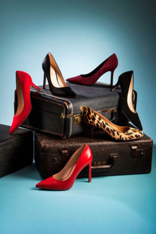 The City of Lights is a popular fashion destination for shoe lovers, just make sure to pack the right pair (CNW Group/Hotels.com)