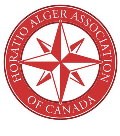 Horatio Alger Association of Canada. (CNW Group/Horatio Alger Association of Canada)