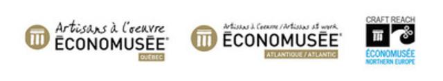Projet de 2,1 millions $ - Le réseau ÉCONOMUSÉE® entreprend de nouveau une expansion au Canada et en Europe du Nord  (Groupe CNW/Société du réseau ÉCONOMUSÉE)