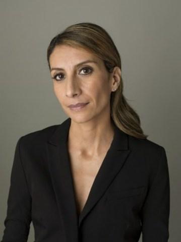 Nora Fraisse, invitée d'honneur, (auteure Française du livre Marion, 13 ans pour toujours) (Groupe CNW/Fondation Jasmin Roy)