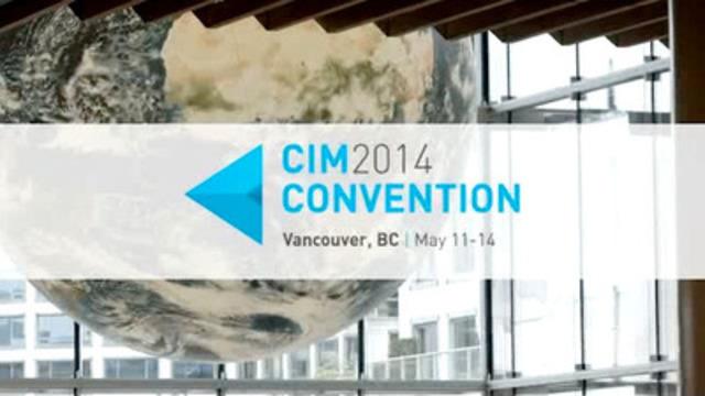 Video:Canadian Institute of Mining, Metallurgy and Petroleum Awards