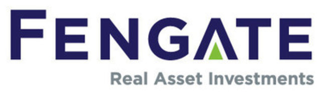 Fengate Real Asset Investments (CNW Group/Fengate Capital Management) (CNW Group/Fengate Capital Management)