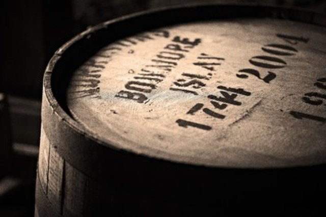 Bowmore's legendary No. 1 Vaults are the oldest maturation warehouses in all of Scotland. (CNW Group/Beam Suntory Inc.)
