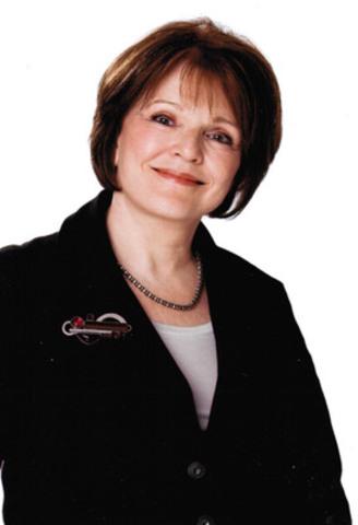 Francine Cléroux, présidente-directrice générale de l'organisme. (Groupe CNW/FONDATION DU CANCER DU SEIN DU QUEBEC)