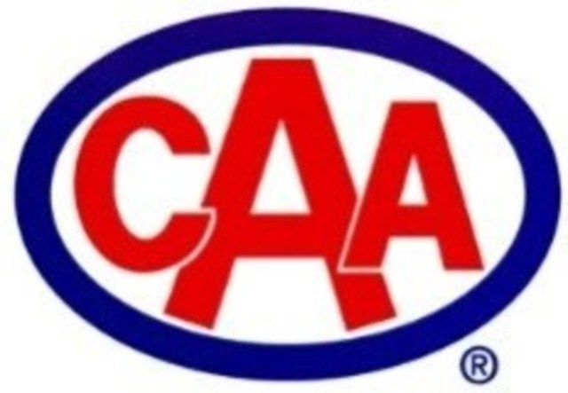 Logo : Association canadienne des automobilistes (CAA) (Groupe CNW/Canadian Automobile Association)