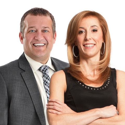 Mark Marshall, Partner, Collins Barrow Nova Scotia; Tracey Strauss, Partner, Collins Barrow Toronto (CNW Group/Collins Barrow Nova Scotia Inc.)