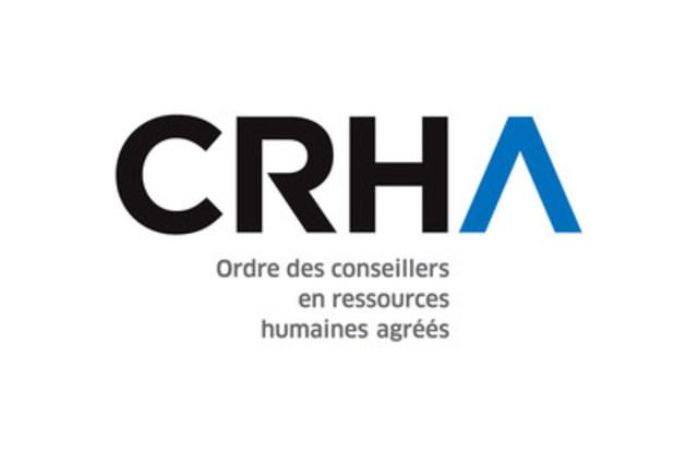 Ordre des conseillers en ressources humaines agréés (Groupe CNW/Ordre des conseillers en ressources humaines agréés)