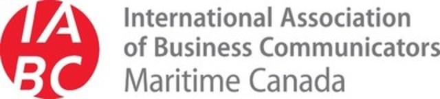 Logo: IABC Maritime Canada (CNW Group/IABC/Maritime Canada)