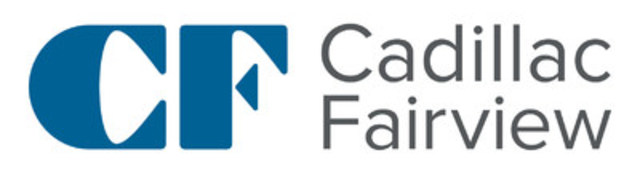 Cadillac Fairview Corporation Limited (Groupe CNW/Corporation Cadillac Fairview limitée)