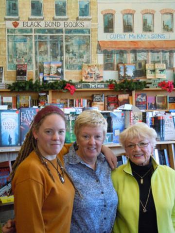 Third Generation Bookseller BLACK BOND BOOKS Celebrates 50 Years! (CNW Group/Black Bond Books)