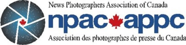 Logo: News Photographers Association of Canada (CNW Group/News Photographers Association of Canada)