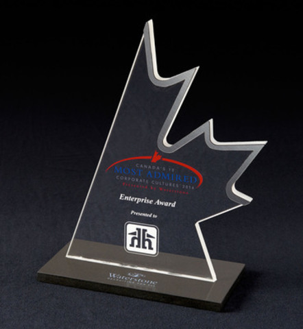 Home Hardware Stores Limited is proud to be recognized as one of Canada's 10 Most Admired Corporate Cultures of 2014. (CNW Group/Home Hardware Stores Limited)
