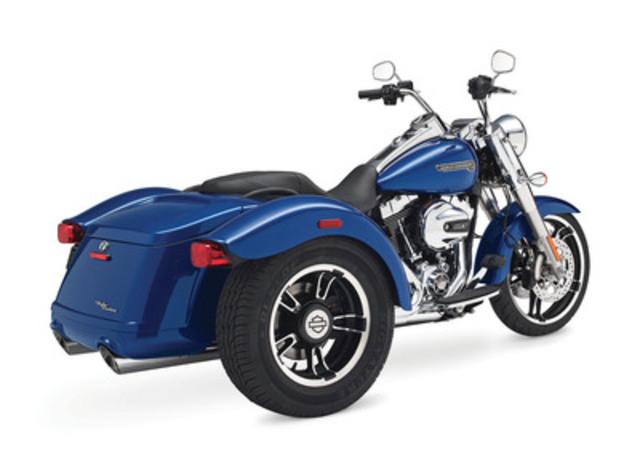 Freewheeler™ Trike (CNW Group/Deeley Harley-Davidson Canada)