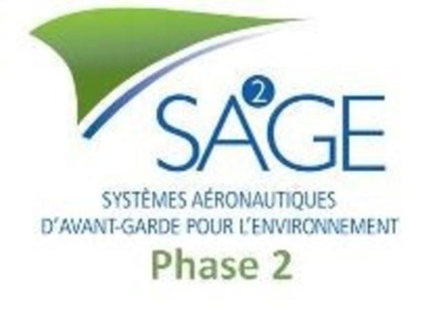 SA2GE Logo (CNW Group/Aéro Montréal)