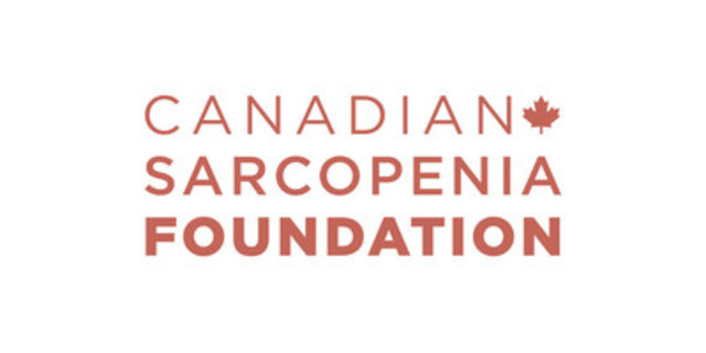 Canadian Sarcopenia Foundation (CNW Group/Canadian Sarcopenia Foundation)