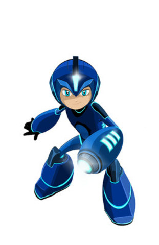 DHX Media Ltd. and Dentsu Entertainment USA, Inc. today announced a global deal for a new Mega Man(TM) animated series based on the legendary Capcom Mega Man video game franchise. (CNW Group/DHX Media Ltd.)