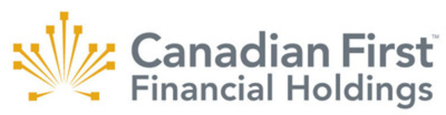 Canadian First Financial Holdings Limited (CNW Group/Canadian First Financial Holdings Limited)