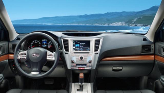 2013 Subaru Outback 2.5i Limited Package (CNW Group/Subaru Canada Inc.)