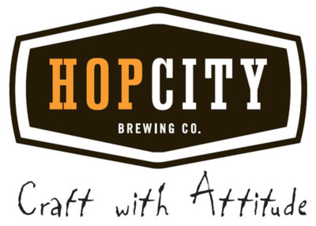 Hop City Barking Squirrel Lager (CNW Group/Hop City Brewing Co.)