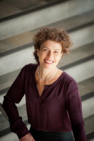 Norma Biln, PDG d'Augurex et nouvelle présidente du conseil d'administration de BioTalent Canada. (Groupe CNW/BioTalent Canada)