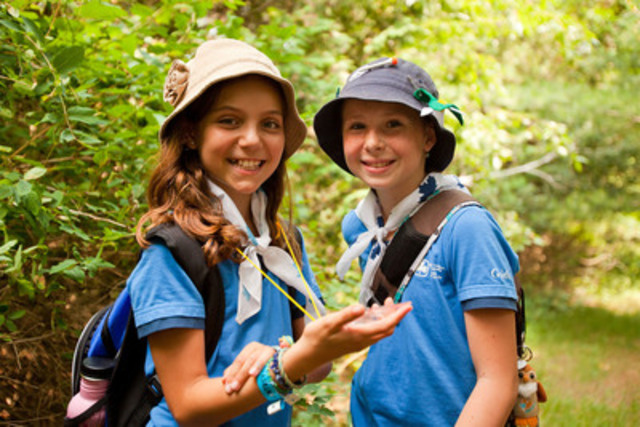 Empowering, challenging and engaging - that's what today's Girl Guides is all about. The 2012-2013 Guiding year is just getting started and girls aged 5-18 can join at any time! girlguides.ca (CNW Group/Girl Guides of Canada)