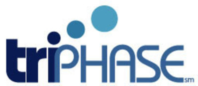 Building upon its collaboration and option agreement with Celgene Corporation, Triphase is actively seeking additional products for licensing and development, consistent with its mission to accelerate products to Phase II development. The company has operations in Toronto, ON. and San Diego, CA. (CNW Group/Triphase Accelerator Corporation)