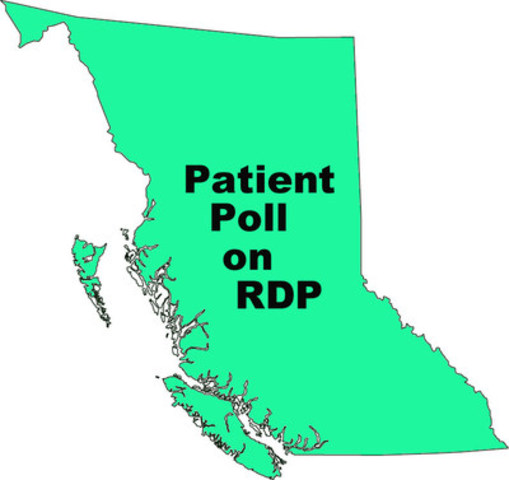 Patient Poll on RDP (CNW Group/Arthritis Consumer Experts)