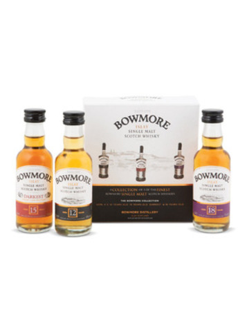 Day 6 - Bowmore Distiller's Collection (CNW Group/LCBO)