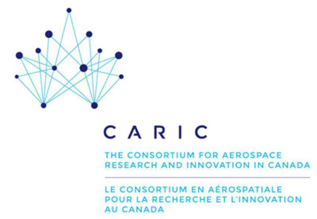 The Consortium for Aerospace Research and Innovation in Canada (CARIC) Launches Today (CNW Group/Consortium for Aerospace Research and Innovation in Canada (CARIC))