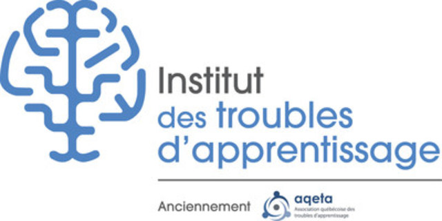 Logo : Institut des troubles d'apprentissage (Groupe CNW/Institut des troubles d'apprentissage)