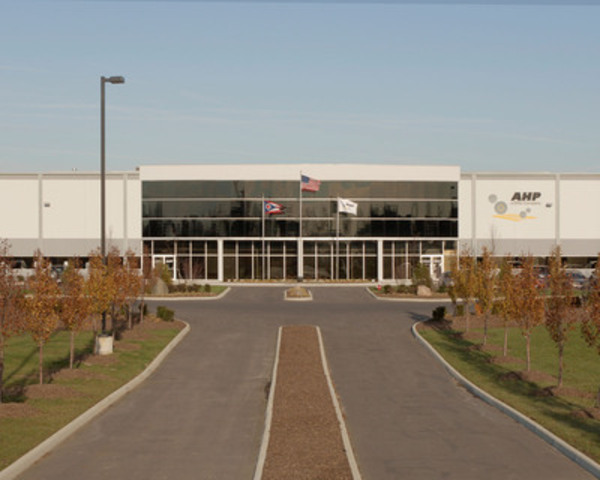 AHP manufacturing facility, Delaware, Ohio (CNW Group/Domtar Corporation)