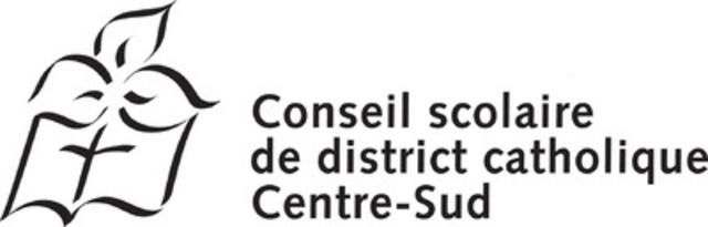 Conseil Scolaire de District Catholique Centre-Sud (CNW Group/Conseil Scolaire de District Catholique Centre-Sud)